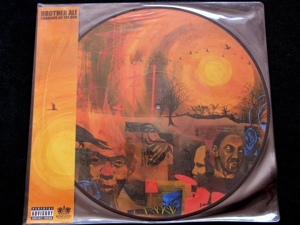 Brother Ali Shadows On The Sun Colored Vinyl