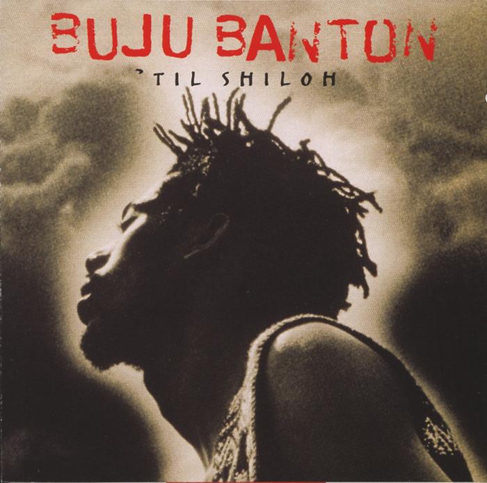 Buju Banton Til Shiloh Colored Vinyl