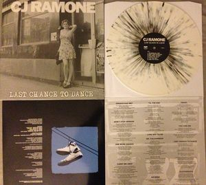 C.J. Ramone - Last Chance To Dance