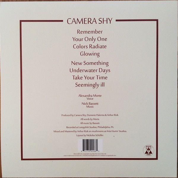 Camera Shy  -Camera Shy
