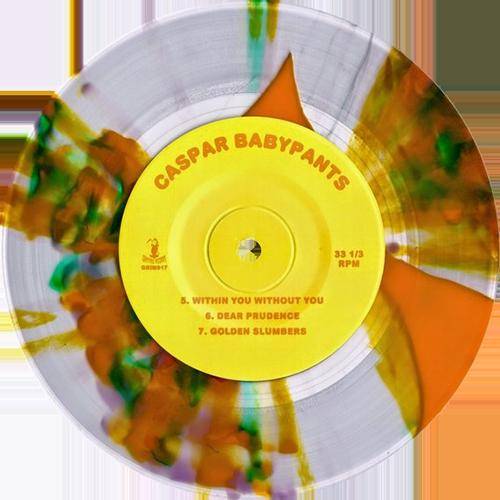 Caspar Babypants -Bonus Beatles