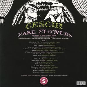 Ceschi -Fake Flowers