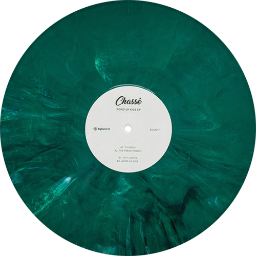 Chassé - Word Up Kids EP