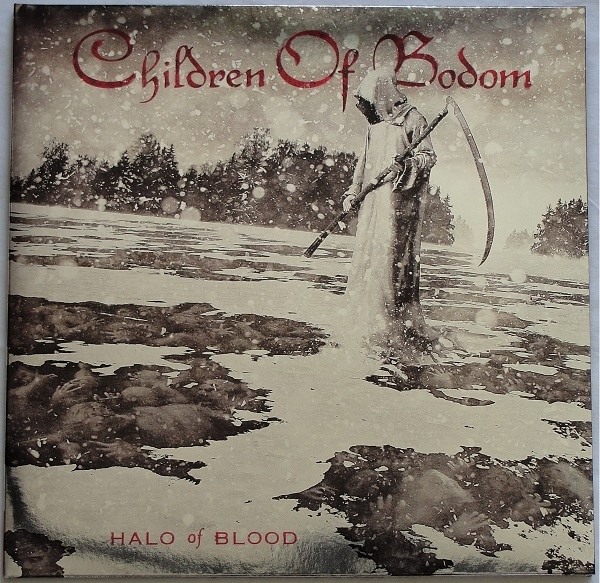 Children Of Bodom -Halo Of Blood