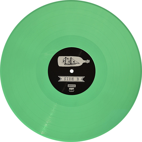 Chris Cresswell One Week Record Colored Vinyl