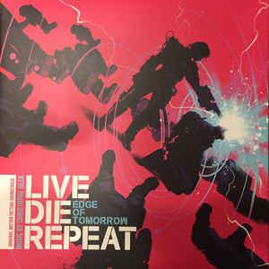 Christophe Beck Edge Of Tomorrow Ost Colored Vinyl