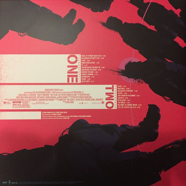 Christophe Beck - Edge Of Tomorrow (OST)