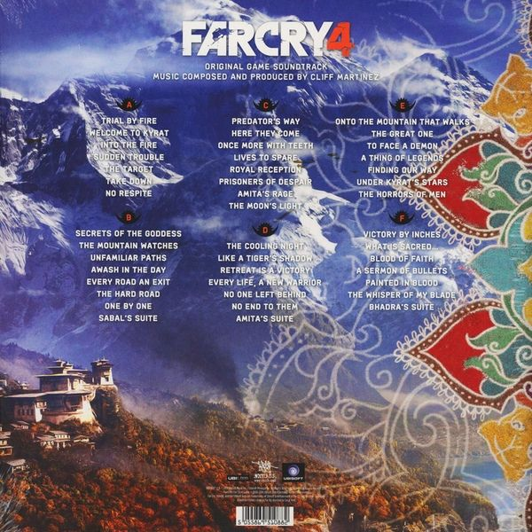 Cliff Martinez - Far Cry 4: Original Game Soundtrack