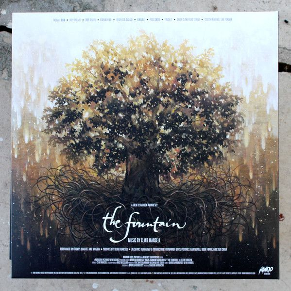 Clint Mansell & Kronos Quartet - The Fountain (Original Motion Picture Soundtrack)