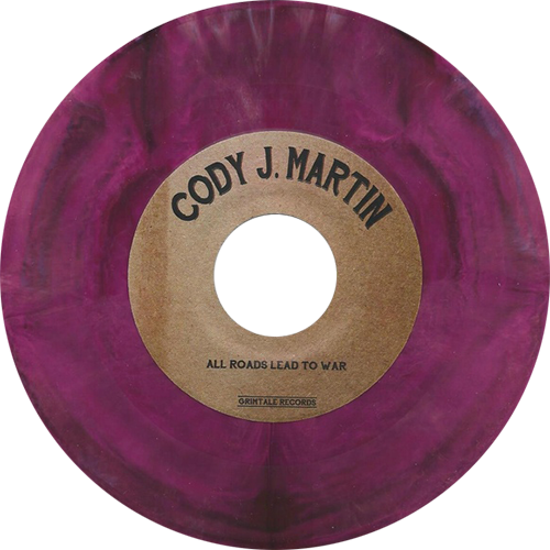 Cody J. Martin - All Roads Lead To War