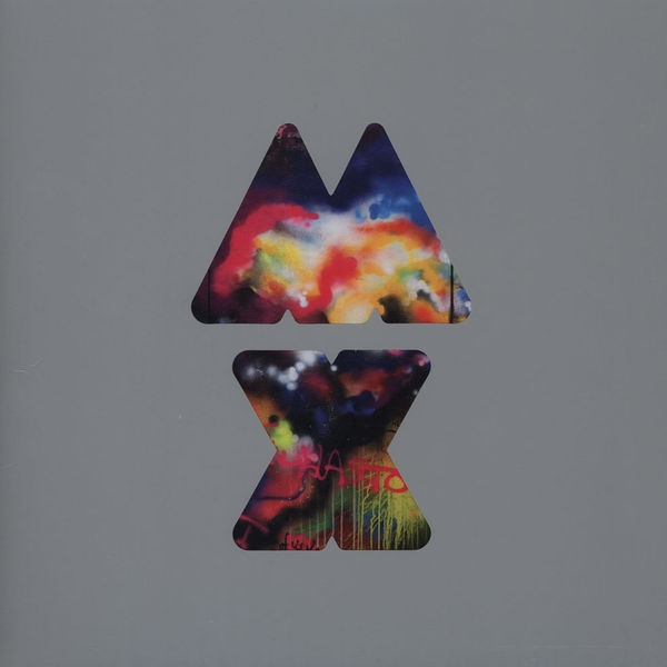 Coldplay Mylo Xyloto Colored Vinyl