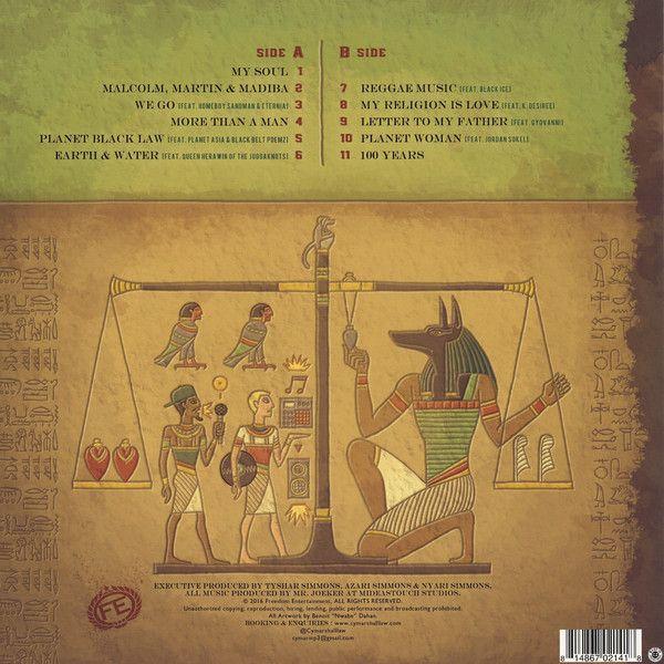Cymarshall Law & Mr. Joeker -Hip Hop In The Soul III