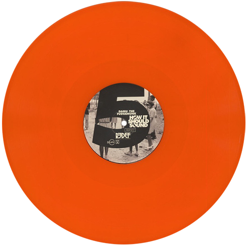 Damu The Fudgemunk -How It Should Sound 5