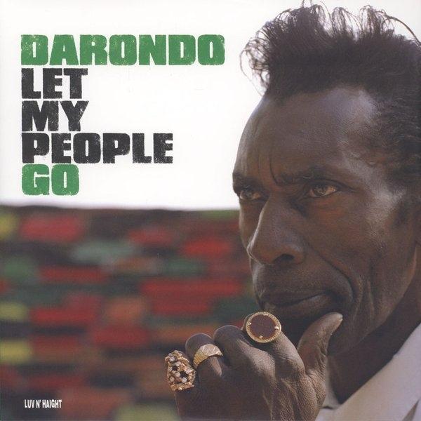 Darondo Let My People Go Colored Vinyl