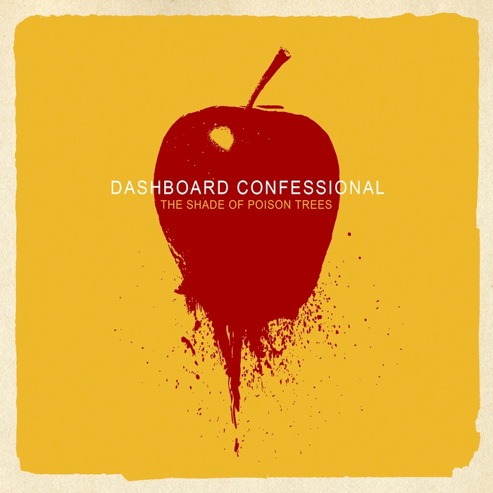 Dashboard Confessional The Shade Of Poison Trees Colored