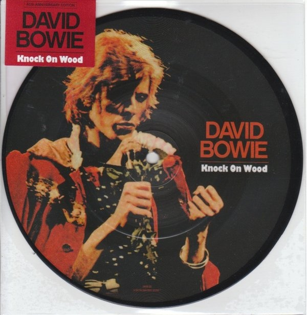 David Bowie -Knock On Wood