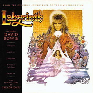 David Bowie & Trevor Jones -Labyrinth (From The Original Soundtrack Of The Jim Henson Film)
