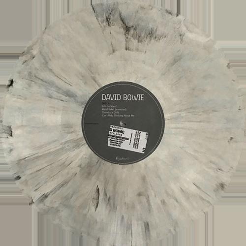 David Bowie Vh1 Storytellers Colored Vinyl