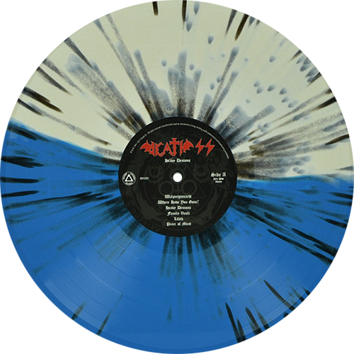 Death Ss Heavy Demons Colored Vinyl
