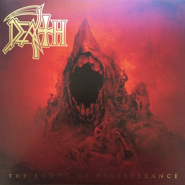 Death The Sound Of Perseverance Colored Vinyl