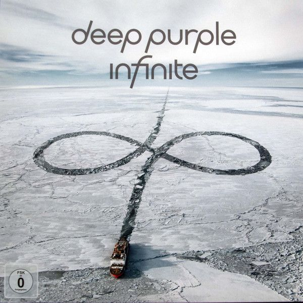 Deep Purple Infinite Colored Vinyl