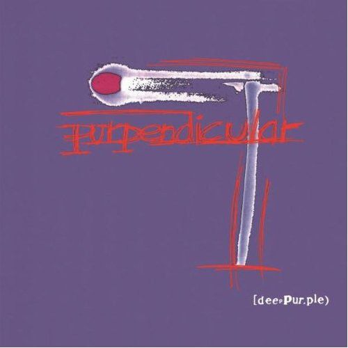 Deep Purple Purpendicular Colored Vinyl