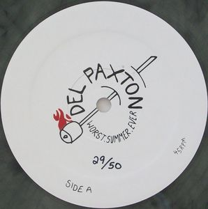 Del Paxton Worst Summer Ever Colored Vinyl