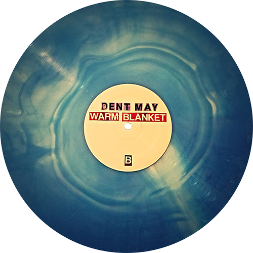Dent May Warm Blanket Colored Vinyl