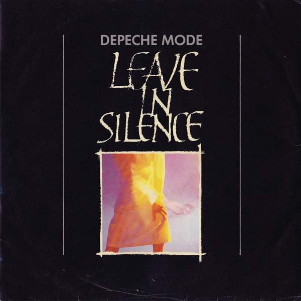 Depeche Mode Leave In Silence Colored Vinyl