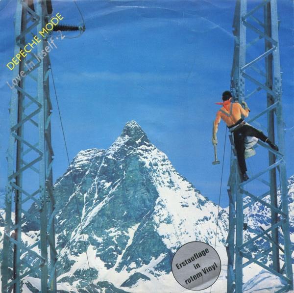 Depeche Mode Love In Itself 183 2 Colored Vinyl