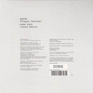 Depeche Mode -Peace