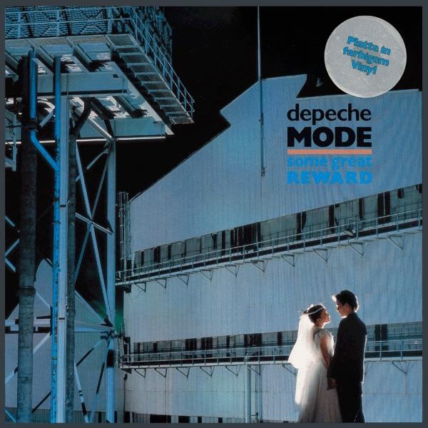 Depeche Mode Some Great Reward Colored Vinyl