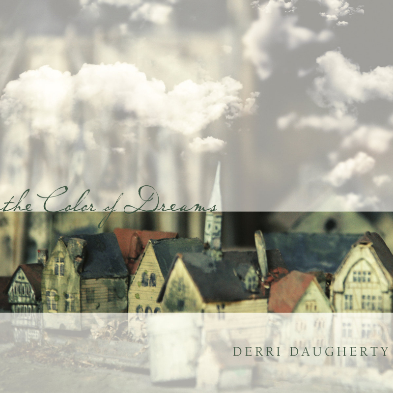 Derri Daugherty - The Color Of Dreams