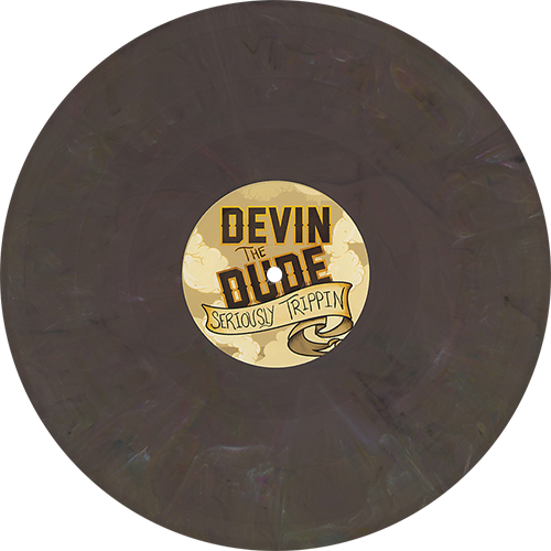 Devin The Dude Seriously Trippin Colored Vinyl