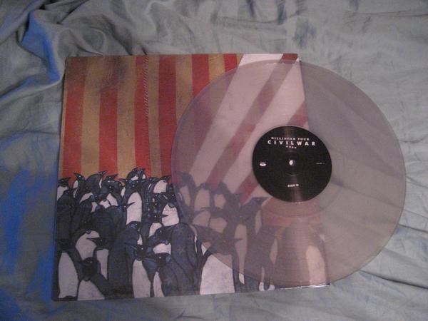 Dillinger Four - Civil War