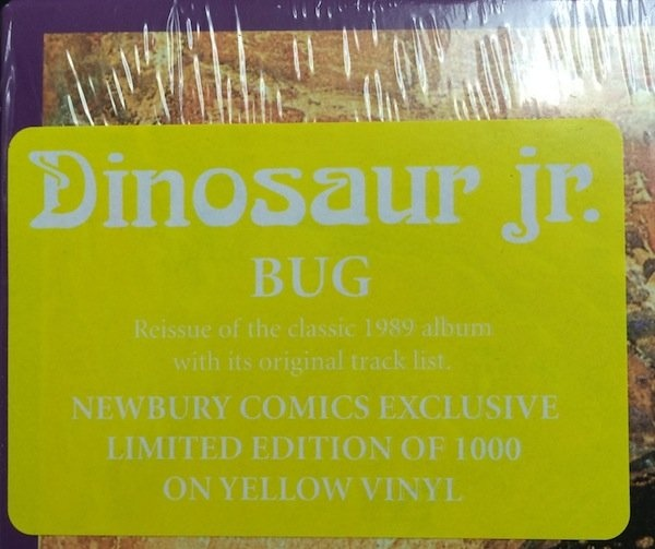 Dinosaur Jr. -Bug