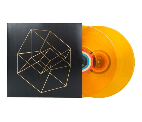 Disasterpeace Fez Colored Vinyl