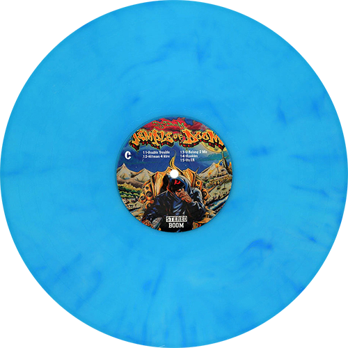 DJ Doom -Temple Of Doom