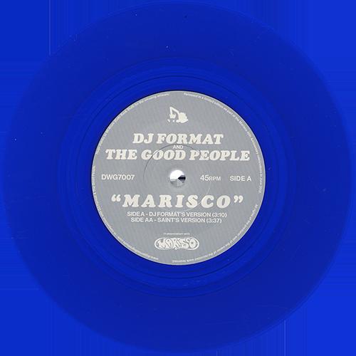 DJ Format & The Good People - Marisco