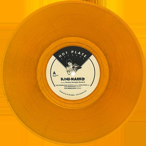 DJ Nu-Mark -Broken Sunlight Series 3