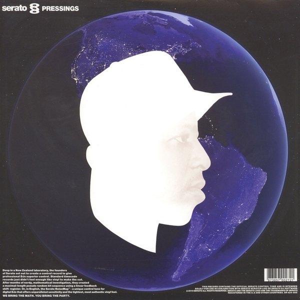 DJ Premier -Official Serato Control Vinyl