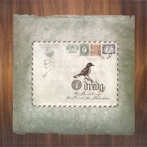 Dredg The Pariah The Parrot The Delusion Colored Vinyl