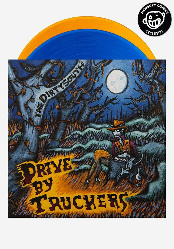 Drive-By Truckers -The Dirty South