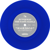 DJ Format & The Good People -Marisco