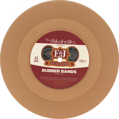 E & J Sound System - Rubber Bands