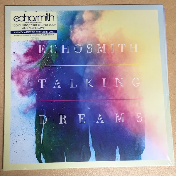 Echosmith - Talking Dreams