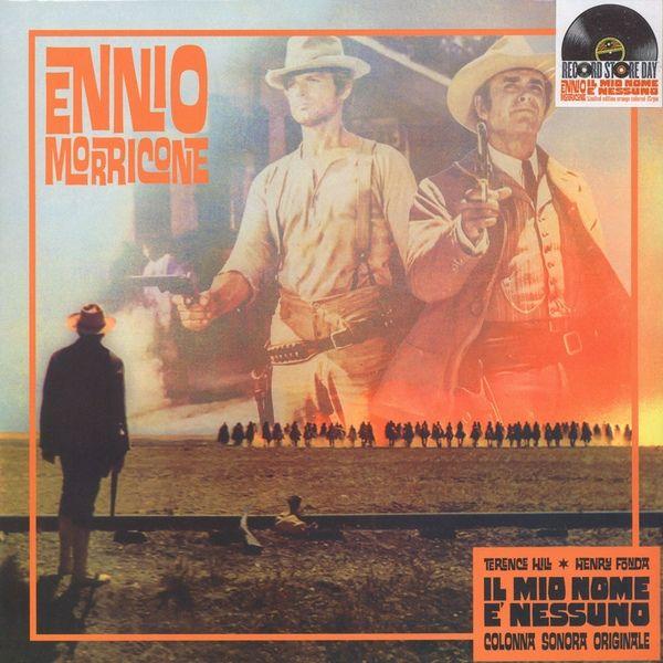 Ennio Morricone Il Mio Nome E Nessuno Colored Vinyl