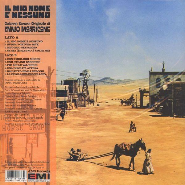 Ennio Morricone -  Il Mio Nome E' Nessuno