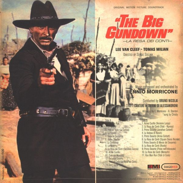 Ennio Morricone - The Big Gundown (Original Motion Picture Soundtrack)