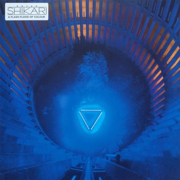 Enter Shikari A Flash Flood Of Colour Colored Vinyl